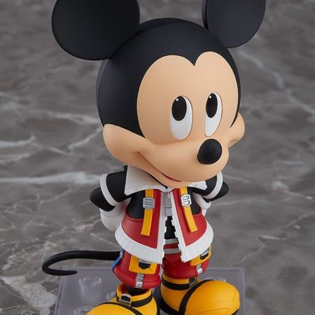 Kingdom Hearts II Nendoroid King Mickey-7678
