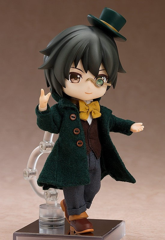 Original Character Nendoroid Doll Alice Mad Hatter-7599