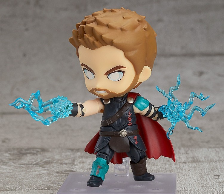 Thor Ragnarok Nendoroid Thor DX Version-7701