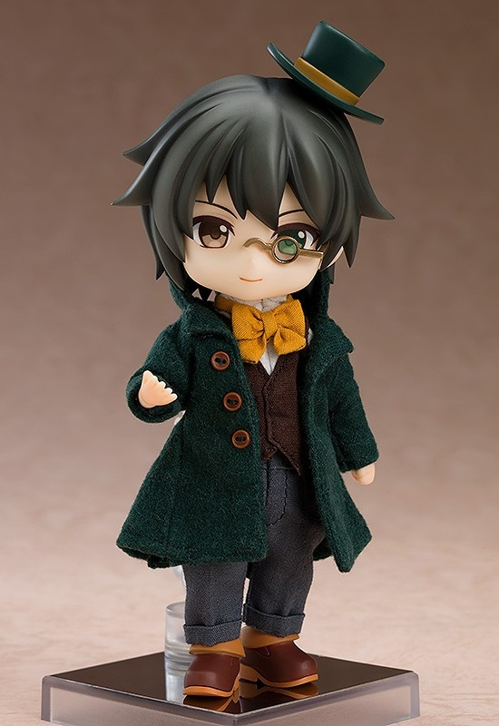 Original Character Nendoroid Doll Alice Mad Hatter-0