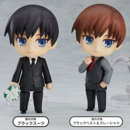 Nendoroid More Dress Up Suits 02-7639