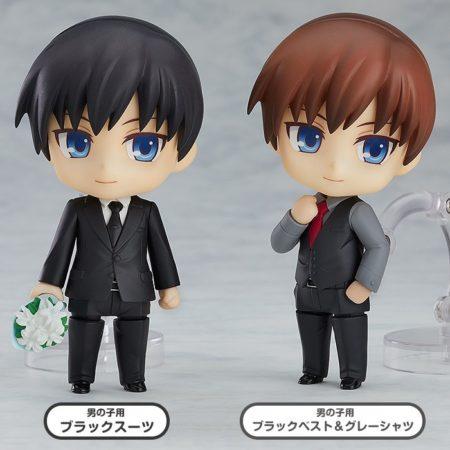 Nendoroid More Dress Up Suits 02-7639