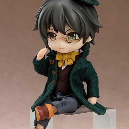 Original Character Nendoroid Doll Alice Mad Hatter-7600