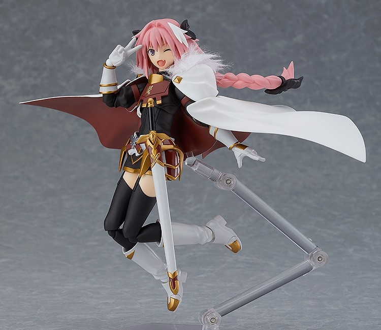 Fate/Apocrypha Figma Action Figure Rider of Black-7607
