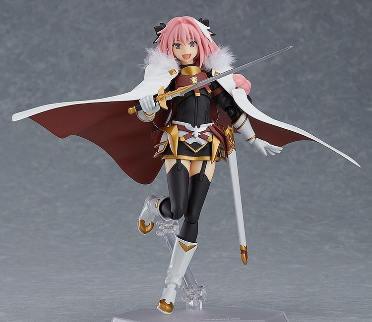 Fate/Apocrypha Figma Action Figure Rider of Black-0