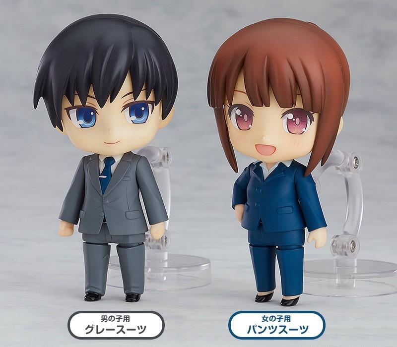 Nendoroid More Dress Up Suits 02-7637