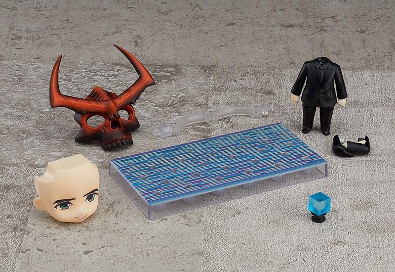 Thor Ragnarok Nendoroid More Loki Extension Set-0
