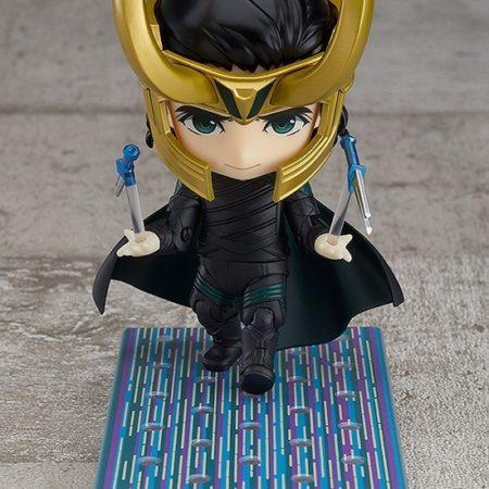 Thor Ragnarok Nendoroid Loki DX Version-0