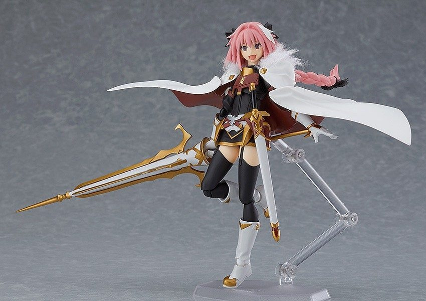 Fate/Apocrypha Figma Action Figure Rider of Black-7609
