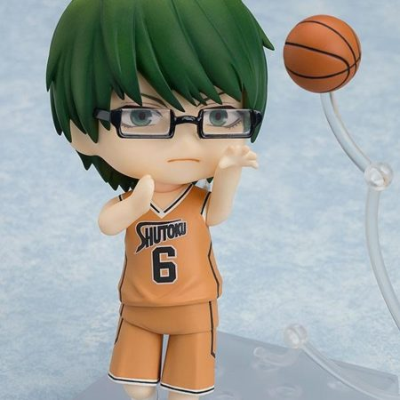 Kuroko's Basketball Nendoroid Shintaro Midorima-7575