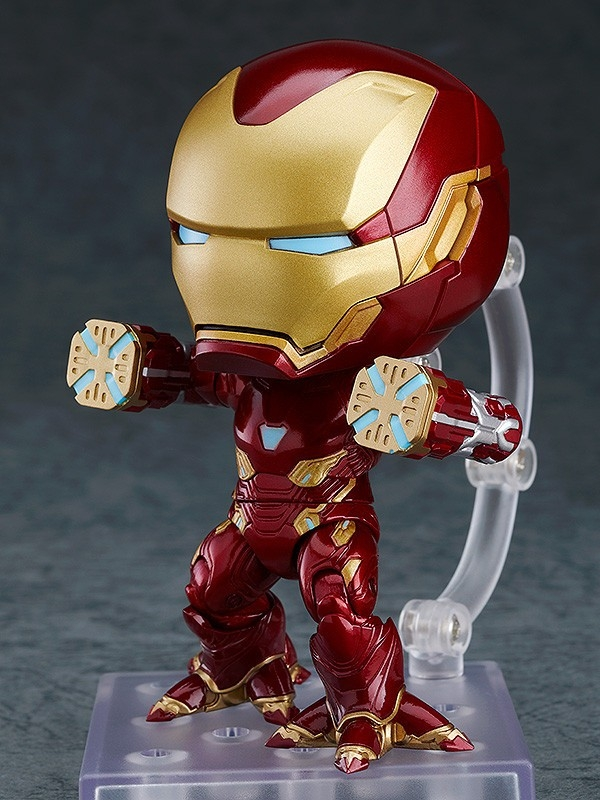 Avengers Infinity War Nendoroid Iron Man Mark 50 Infinity Edition DX Ver.-7825