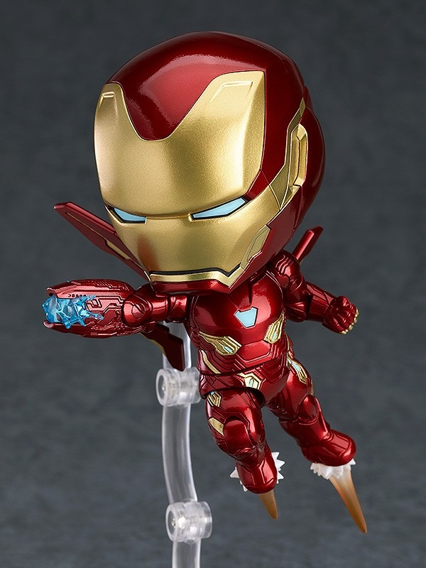 Avengers Infinity War Nendoroid Iron Man Mark 50 Infinity Edition DX Ver.-7828