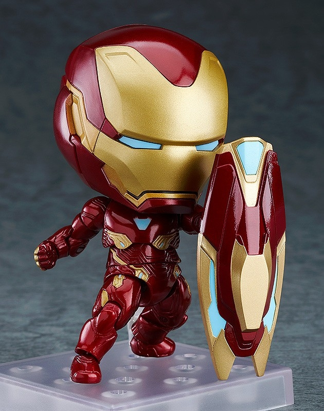 Avengers Infinity War Nendoroid Iron Man Mark 50 Infinity Edition DX Ver.-7824