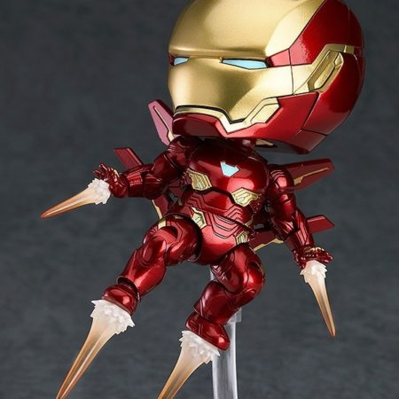 Avengers Infinity War Nendoroid Iron Man Mark 50 Infinity Edition DX Ver.-7829