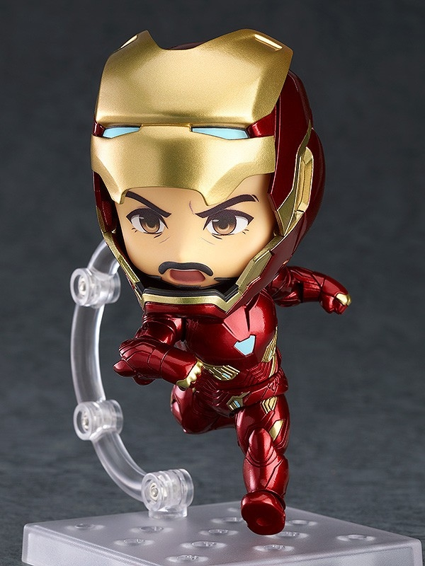 Avengers Infinity War Nendoroid Iron Man Mark 50 Infinity Edition DX Ver.-7831