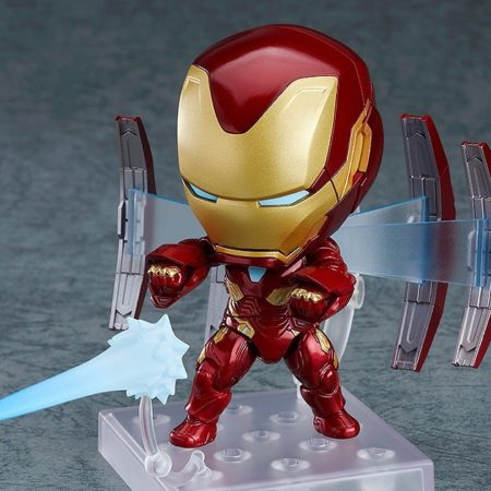 Avengers Infinity War Nendoroid Iron Man Mark 50 Infinity Edition DX Ver.-0