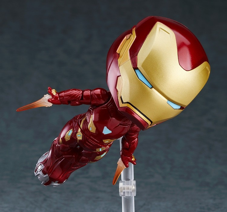 Avengers Infinity War Nendoroid Iron Man Mark 50 Infinity Edition DX Ver.-7826