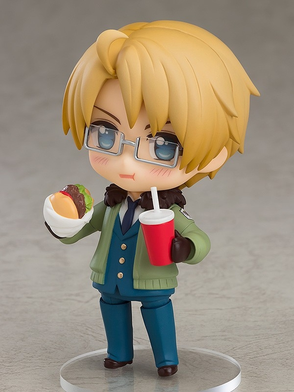 Hetalia World Stars Nendoroid USA-7791