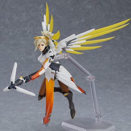 Overwatch Figma Action Figure Mercy-7749