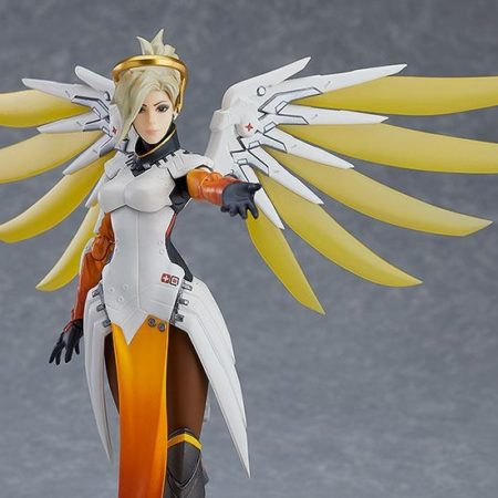 Overwatch Figma Action Figure Mercy-7752
