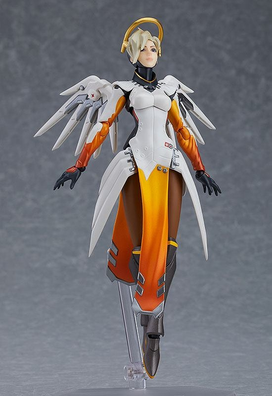 Overwatch Figma Action Figure Mercy-7753