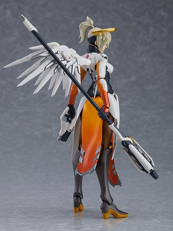 Overwatch Figma Action Figure Mercy-7754