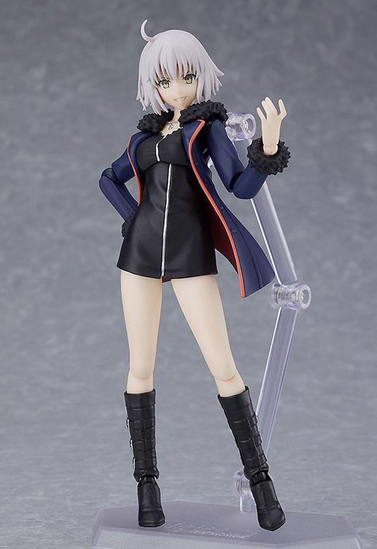 Fate/Grand Order Figma Avenger/Jeanne d'Arc (Alter) Shinjuku Ver-0