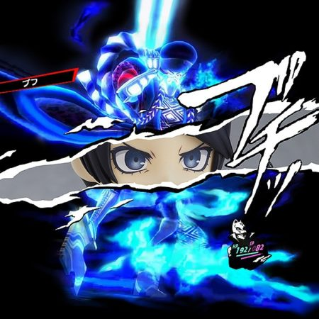 Persona 5 the Animation Nendoroid Yusuke Kitagawa Phantom Thief Ver.-7895
