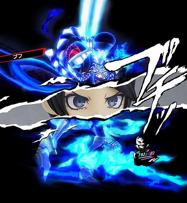 Persona 5 the Animation Nendoroid Yusuke Kitagawa Phantom Thief Ver.-7895