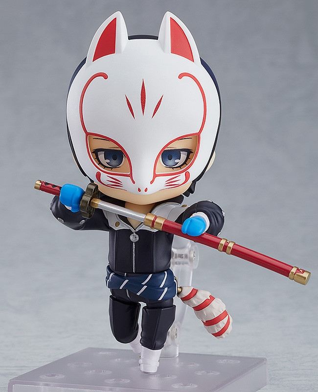 Persona 5 the Animation Nendoroid Yusuke Kitagawa Phantom Thief Ver.-0