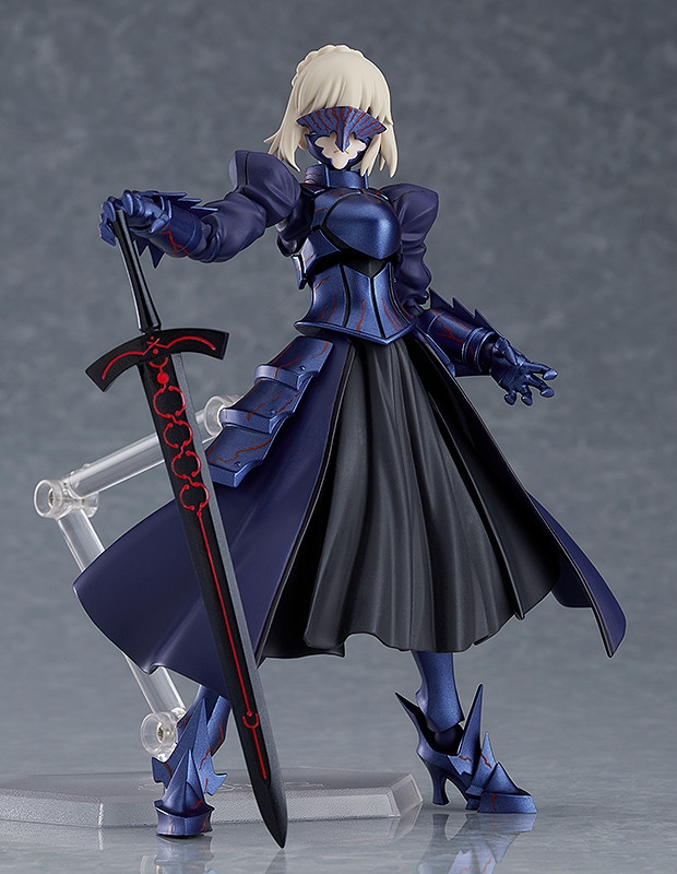 Fate/Stay Night Figma Saber Alter 2.0-0