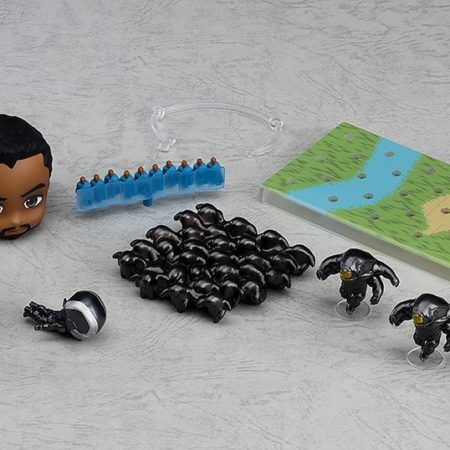 Nendoroid More Black Panther Extension Set-0