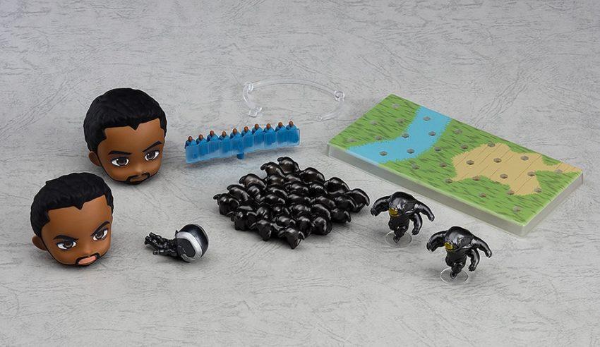 Nendoroid More Black Panther Extension Set-0