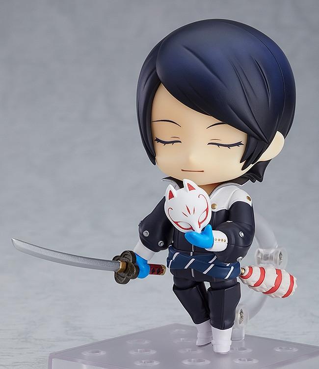 Persona 5 the Animation Nendoroid Yusuke Kitagawa Phantom Thief Ver.-7893