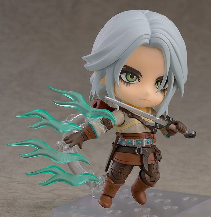 The Witcher 3 Wild Hunt Nendoroid Ciri-7973