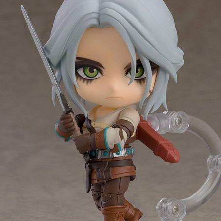 The Witcher 3 Wild Hunt Nendoroid Ciri (Exclusive base version)-7974