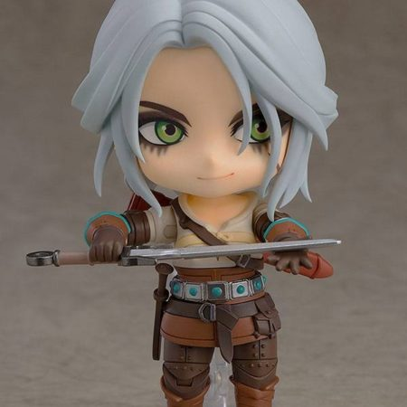 The Witcher 3 Wild Hunt Nendoroid Ciri (Exclusive base version)-7975