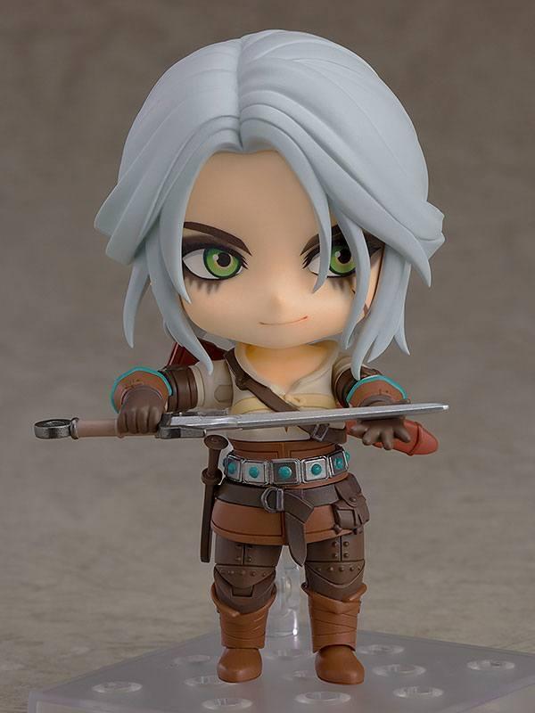 The Witcher 3 Wild Hunt Nendoroid Ciri (Exclusive base version)-7975