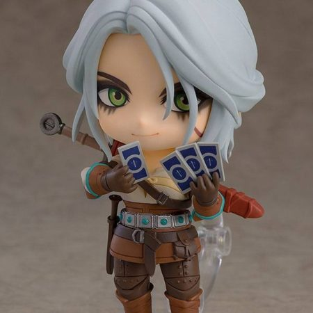 The Witcher 3 Wild Hunt Nendoroid Ciri (Exclusive base version)-7977