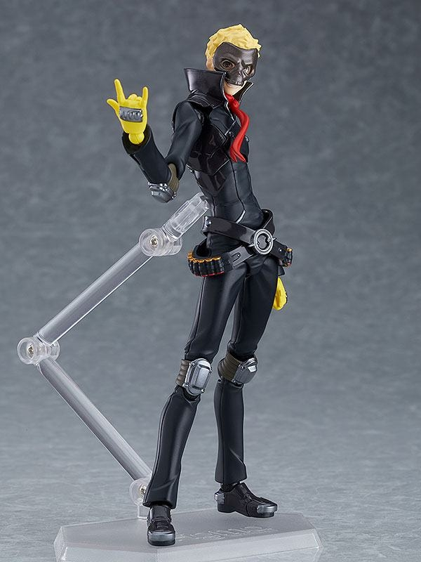 Persona 5 The Animation Figma Action Figure Skull-7926