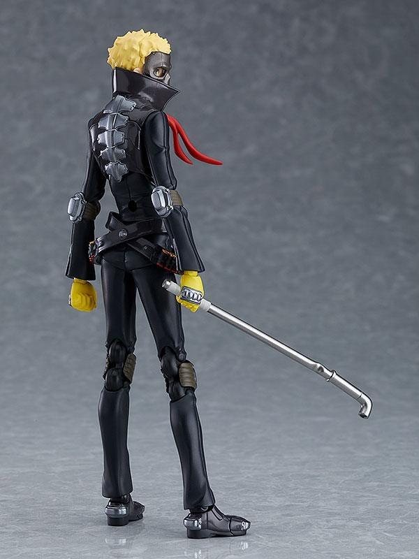 Persona 5 The Animation Figma Action Figure Skull-7930