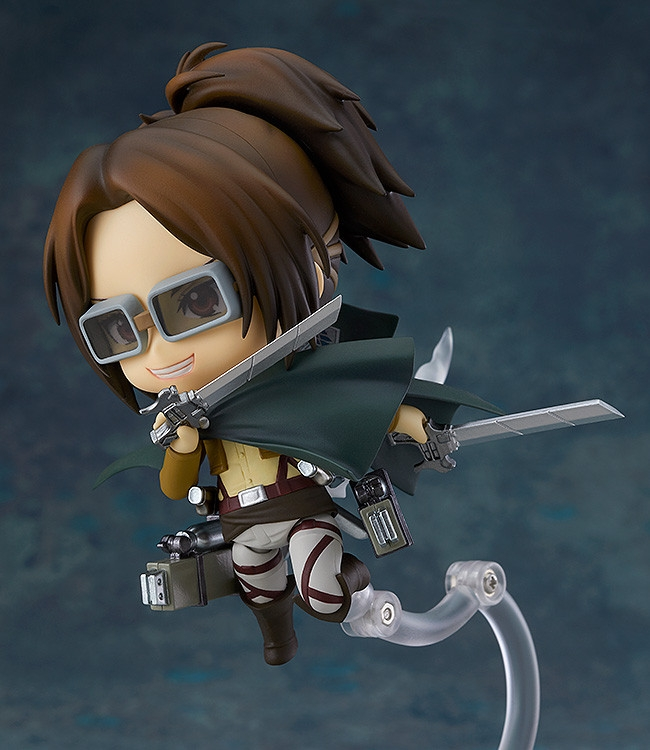 Attack on Titan Nendoroid Hange Zoe-8052