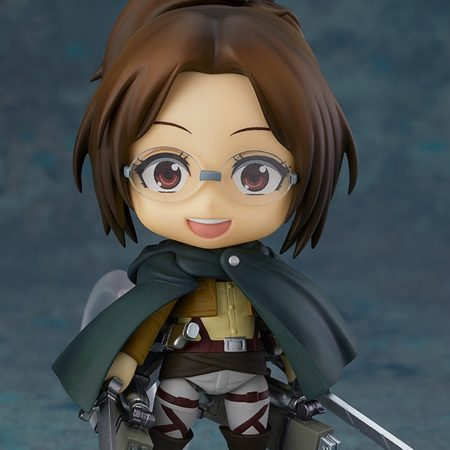 Attack on Titan Nendoroid Hange Zoe-0