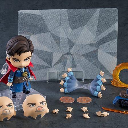 Avengers Infinity War Nendoroid Doctor Strange DX Ver.-0