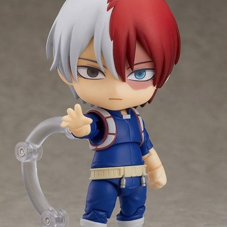 My Hero Academia Nendoroid Shoto Todoroki Hero's Edition-0