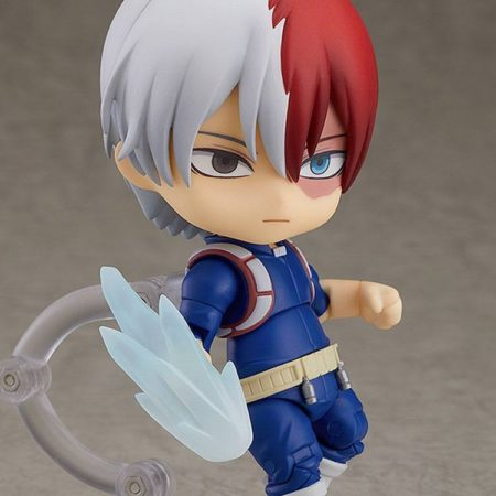 My Hero Academia Nendoroid Shoto Todoroki Hero's Edition-8021