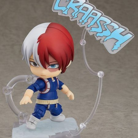 My Hero Academia Nendoroid Shoto Todoroki Hero's Edition-8022
