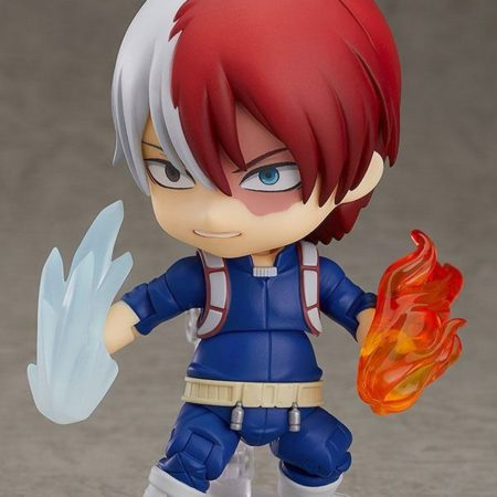 My Hero Academia Nendoroid Shoto Todoroki Hero's Edition-8024