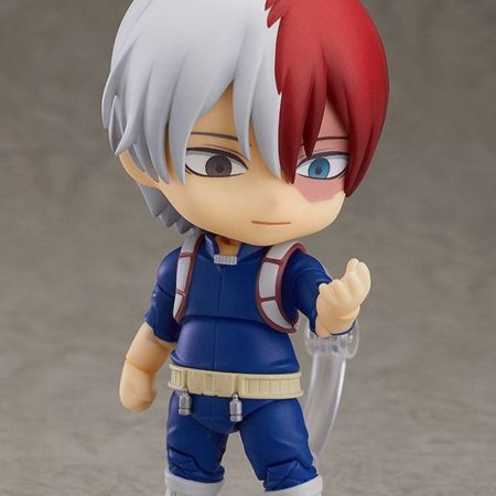 My Hero Academia Nendoroid Shoto Todoroki Hero's Edition-8023