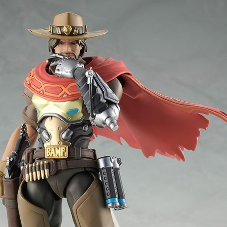 Overwatch Figma Action Figure McCree-8156